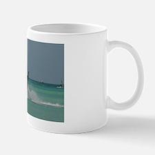Kitesurfing Turn Mug