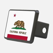 Flag of California Hitch Cover
