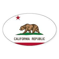 Flag of California Decal