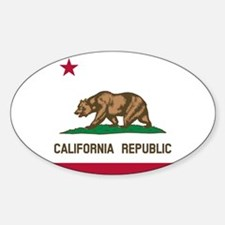 Flag of California Decal