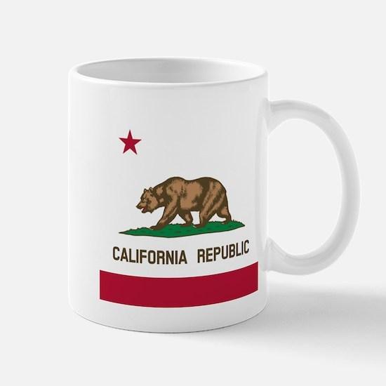 Flag of California Mugs