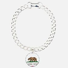 Flag of California Bracelet