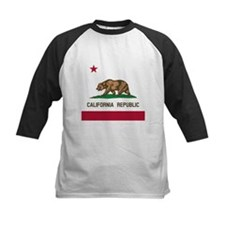 Flag of California Baseball Jersey