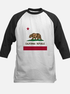 Flag of California Baseball Jersey