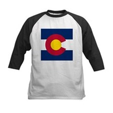 Flag of Colorado Baseball Jersey