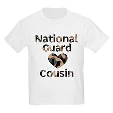 NG Cousin Heart Camo T-Shirt