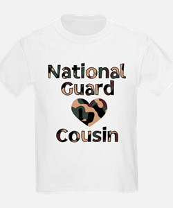 NG Cousin Heart Camo T-Shirt