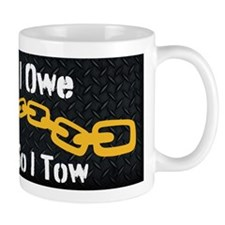Tow Truck Driver Mugs