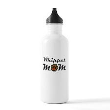 Whippet Mom Water Bottle