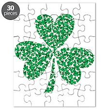 Shamrock for St. Patricks Day Puzzle