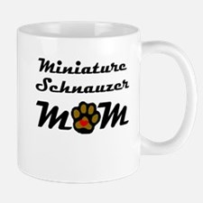 Miniature Schnauzer Mom Mugs