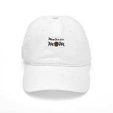 Maltese Mom Baseball Baseball Cap