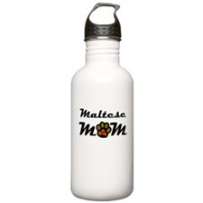 Maltese Mom Water Bottle