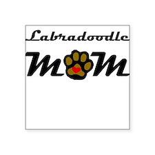 Labradoodle Mom Sticker