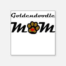 Goldendoodle Mom Sticker