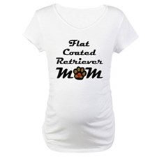 Flat-Coated Retriever Mom Shirt