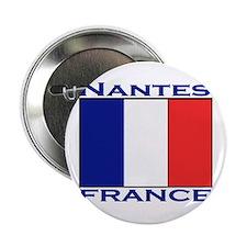Nantes, France Button
