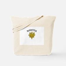 Nantes, France Tote Bag