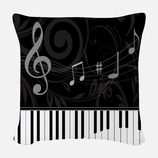 No Throw Pillows On The Bed Song : Music Pillows, Music Throw Pillows & Decorative Couch Pillows