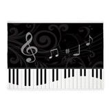 Piano 5x7 Rugs