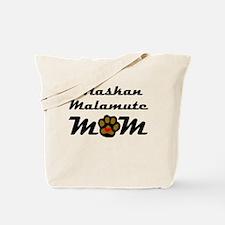 Alaskan Malamute Mom Tote Bag