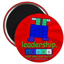 """Ukons """"Leadership"""" Magnet"""