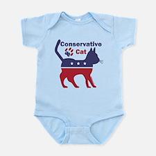 Conservative Cat Intro Body Suit