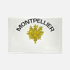 Montpellier, France Rectangle Magnet