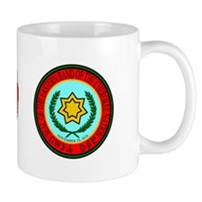 Eastern Band Of The Cherokee Seal Mug