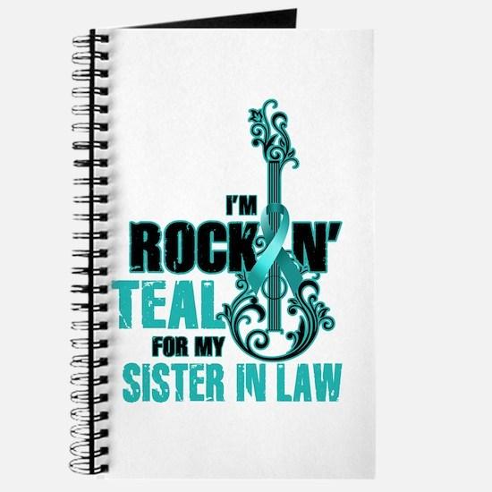RockinTealFor SIsterInLaw Journal