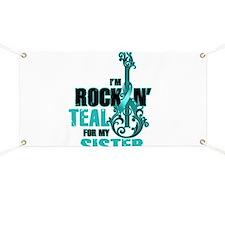 RockinTealFor Sister Banner
