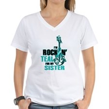 RockinTealFor Sister T-Shirt