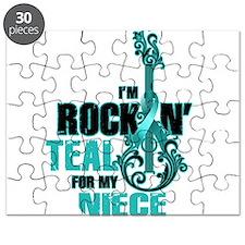 RockinTealFor Niece Puzzle