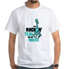 RockinTealFor Niece T-Shirt