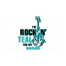 RockinTealFor Mom Wall Decal