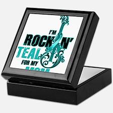 RockinTealFor Mom Keepsake Box