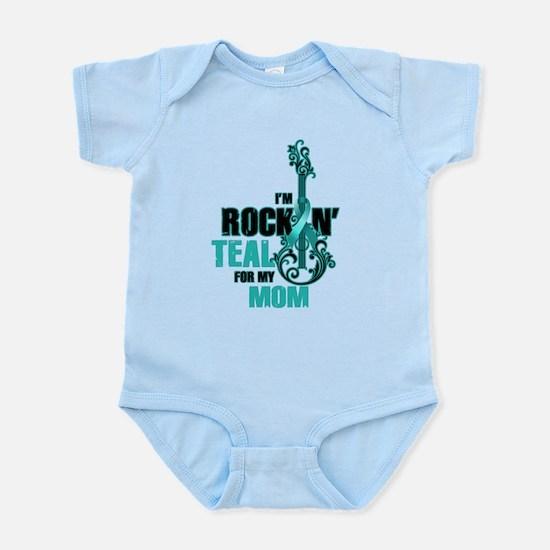 RockinTealFor Mom Body Suit