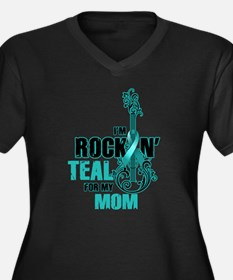 RockinTealFor Mom Plus Size T-Shirt
