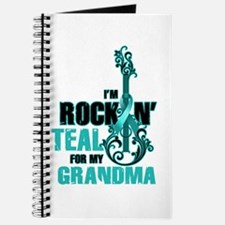 RockinTealFor Grandma Journal