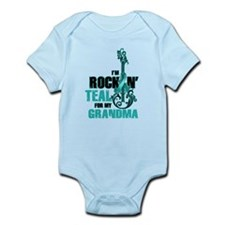 RockinTealFor Grandma Body Suit