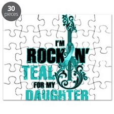 RockinTealFor Daughter Puzzle
