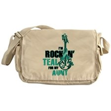RockinTealFor Aunt Messenger Bag