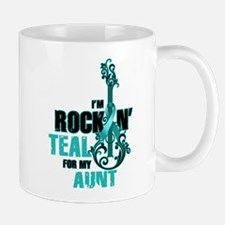 RockinTealFor Aunt Mugs