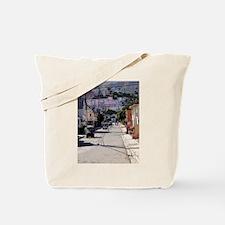 Coming Through Tote Bag