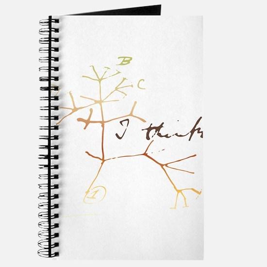 Darwins tree of life: I think Journal
