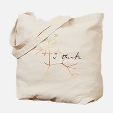 Darwins tree of life: I think Tote Bag