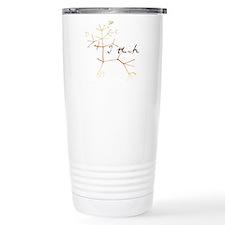 Darwins tree of life: I think Travel Mug