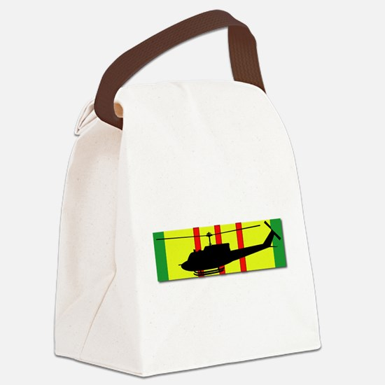 Vietnam - Aviation - Air Assault Canvas Lunch Bag