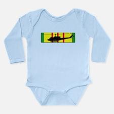 Vietnam - Aviation - A Long Sleeve Infant Bodysuit
