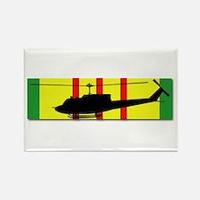 Vietnam - Aviation - Air Assault Rectangle Magnet